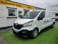 USED 2016 66 RENAULT TRAFIC 1.6 LL29 BUSINESS DCI 1d 120 BHP