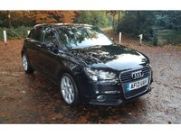 USED 2013 13 AUDI A1 1.4 SPORTBACK TFSI SPORT 5d AUTO 122 BHP CALL OUR SUPER FRIENDLY TEAM FOR MORE INFO 02382 025 888