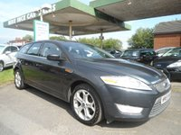 2010 FORD MONDEO 2.0 TITANIUM TDCI 5d 140 BHP 9 SERVICE STAMPS