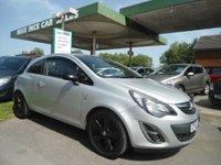 2012 VAUXHALL CORSA 1.4 SXI A/C 3d 98 BHP STUNNING CAR £POA