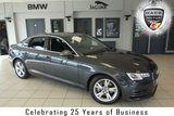 USED 2016 16 AUDI A4 2.0 TDI ULTRA SPORT 4d 188 BHP FINISHED IN STUNNING MANHATTAN GREY METALLIC WITH FULL LEATHER SEATS + FULL SERVICE HISTORY + SATELLITE NAVIGATION + DAB RADIO + BLUETOOTH + AUDI SMARTPHONE INTERFACE + HEATED FRONT SEATS + LED DAYTIME RUNNING LIGHTS + PARKING SENSORS + AIR CONDITIONING + CRUISE CONTROL + ALLOY WHEELS