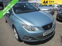 2009 SEAT IBIZA 1.4 SPORT 3d 85 BHP £3495.00