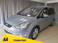 USED 2013 63 FORD GALAXY 2.0 TITANIUM X TDCI 5d 161 BHP