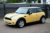 USED 2009 09 MINI HATCH COOPER 1.6 COOPER 3d 118 BHP 6 MONTHS RAC WARRANTY FREE + 12 MONTHS ROAD SIDE RECOVERY!
