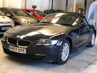 2007 BMW Z4 2.0 Z4 SE ROADSTER 2d 148 BHP £3450.00