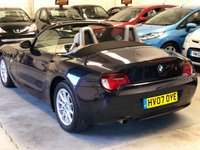 USED 2007 07 BMW Z4 2.0 Z4 SE ROADSTER 2d 148 BHP