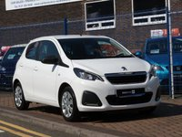 USED 2014 64 PEUGEOT 108 1.0 ACTIVE 5d  £0 ROAD TAX ~ BLUETOOTH ~ DAB MEDIA ~ IDEAL FIRST CAR LOW INSURANCE