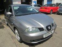 2004 SEAT IBIZA 2.0 SPORT 8V 3d 114 BHP £POA
