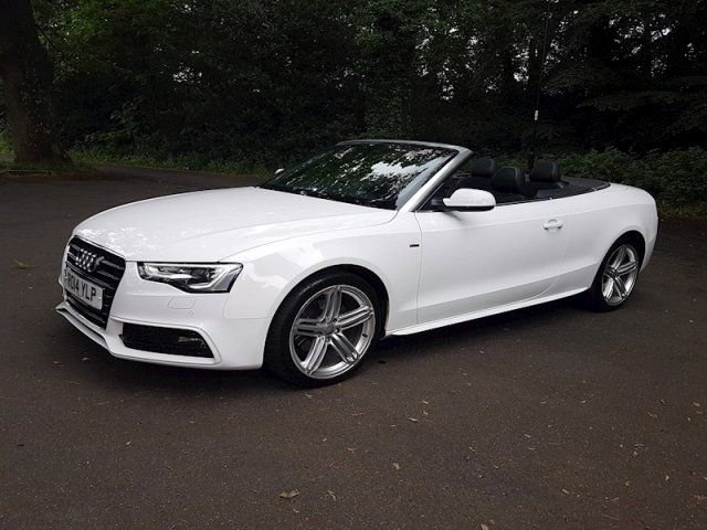 2014 Audi A5 TDI S Line Special Edition Start/Stop
