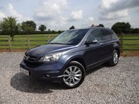 USED 2011 61 HONDA CR-V 2.0 I-VTEC EX 5d 148 BHP ONLY 1 PRIVATE OWNER FROM NEW WITH FULL HONDA SERVICE HISTORY