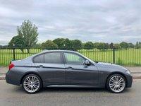 2015 BMW 3 SERIES 3.0 335D XDRIVE M SPORT 4d AUTO 309 BHP £16495.00