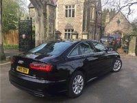 USED 2015 15 AUDI A6 2.0 TDI ULTRA SE 4d AUTO 188 BHP