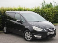 USED 2015 15 FORD GALAXY 2.0 ZETEC TDCI 5d AUTOMATIC * 7 SEATS * * FULL SERVICE HISTORY * ONE OWNER FROM NEW * 7 SEATS *