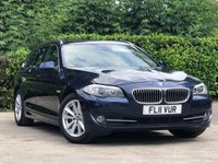 2011 BMW 5 SERIES 3.0 525D SE TOURING 5d 202 BHP £10000.00