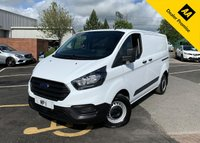 USED 2018 18 FORD TRANSIT CUSTOM 2.0 300 BASE P/V L1 H1 5d 104 BHP