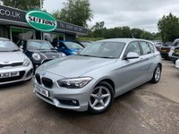 2015 BMW 1 SERIES 1.5 116D ED PLUS 5d 114 BHP £9989.00
