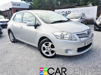 USED 2010 60 TOYOTA AURIS 1.6 TR VALVEMATIC MM 5d AUTO 132 BHP 2 PRV OWNERS +  FULL SERV HIST
