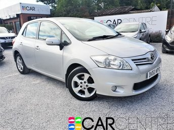 View our 2010 60 TOYOTA AURIS 1.6 TR VALVEMATIC MM 5d AUTO 132 BHP