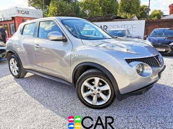 View our 2011 61 NISSAN JUKE 1.6 ACENTA 5d 117 BHP