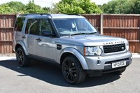 USED 2013 13 LAND ROVER DISCOVERY 3.0 4 SDV6 HSE 5d AUTO 255 BHP FULL BLACK PACK