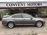 2015 VOLKSWAGEN PASSAT 2.0 SE BUSINESS TDI BLUEMOTION TECHNOLOGY 4d 148 BHP £11990.00