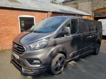 View our FORD TRANSIT CUSTOM LWB