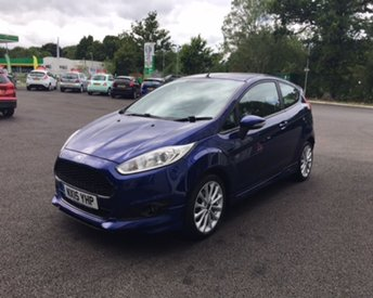 2015 FORD FIESTA 1.0 ZETEC S ECOBOOST (125PS) 3dr £7799.00
