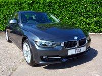 2013 BMW 3 SERIES 2.0 316D SPORT 4d 114 BHP £9975.00