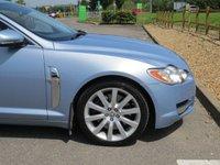 USED 2009 59 JAGUAR XF 3.0 V6 PREMIUM LUXURY 4d AUTO 240 BHP