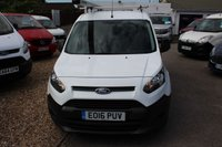 USED 2016 16 FORD TRANSIT CONNECT 1.6 200 P/V 1d 74 BHP 3 SEATS