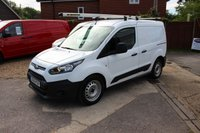 2016 FORD TRANSIT CONNECT 1.6 200 P/V 1d 74 BHP 3 SEATS £7495.00