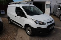 2016 FORD TRANSIT CONNECT 1.6 200 P/V 1d 74 BHP £7495.00