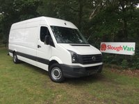 USED 2015 65 VOLKSWAGEN CRAFTER 2.0 CR35 TDI LWB 136PS GREAT SPEC Air Conditioning, Satellite Navigation, Reverse Camera