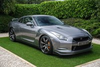 USED 2009 09 NISSAN GT-R 3.8 BLACK EDITION 2d AUTO 479 BHP This Immaculate Example is the Top of the Range Black Edition with the most Popular Litchfield Stage 2 Upgrade Producing 620BHP. Meticulously Maintained with Full Service History, Zero MOT Advisories, New Brembo Discs and Pads only 10K Miles Ago & Recent Gearbox Service with Solenoid Caps Fitted to Prevent Issues. Presented in Grey Metallic with a Black & Red Leather Interior, 20 Inch Anthracite Alloy Wheels with Brembo Brakes & Michelin Pilot Sport Tyres, Miltek Quad Exhaust System...