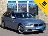 USED 2013 63 BMW 3 SERIES 318D SE [LEATHER&NAV] Turbo Diesel ESTATE