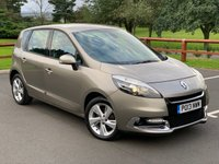 2013 RENAULT SCENIC 1.5 DYNAMIQUE TOMTOM DCI 5d 110 BHP £5999.00