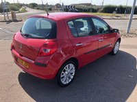 USED 2008 58 RENAULT CLIO 1.1 DYNAMIQUE 16V TURBO 5d 100 BHP