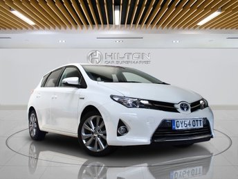 Used Toyota Auris for sale in Leighton Buzzard