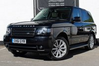 USED 2011 61 LAND ROVER RANGE ROVER 4.4 TDV8 VOGUE SE 5d AUTO 313 BHP