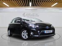 "USED 2014 14 TOYOTA AURIS 1.8 VVT-I ICON 5d AUTO 98 BHP **NO ULEZ CHARGE ON THIS VEHICLE** SATNAV | 17"" ALLOYS 