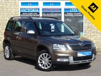 USED 2016 16 SKODA YETI 2.0 TDI CR OUTDOOR SE [£30 TAX] Turbo Diesel 5 Dr
