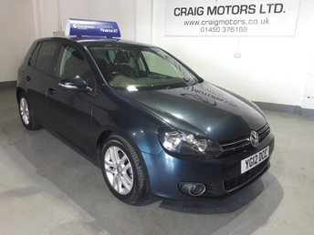 2012 VOLKSWAGEN GOLF 2.0L GT TDI BLUEMOTION TECHNOLOGY 5d 138 BHP £5695.00