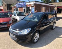 USED 2009 59 VAUXHALL ASTRA 1.4 CLUB 16V TWINPORT 5d 90 BHP