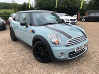 2012 MINI HATCH COOPER 1.6 COOPER 3d 122 BHP £6500.00