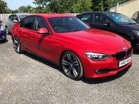 2013 BMW 3 SERIES 2.0 318D SE 4d 141 BHP £9450.00