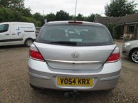 USED 2004 54 VAUXHALL ASTRA 1.6 ELITE 16V TWINPORT 5d 100 BHP FULL SERVICE HISTORY INC CAMBELT - SEE IMAGES