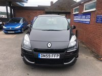 2009 RENAULT SCENIC 1.6 EXPRESSION VVT 5d 109 BHP £2590.00