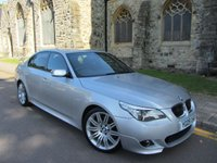 2009 BMW 5 SERIES 3.0 530D M SPORT BUSINESS EDITION 4d AUTO 232 BHP £8495.00