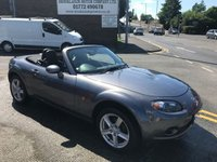 2007 MAZDA MX-5 1.8 I 2 DR ROADSTER/CONVERTIBLE  £4995.00