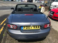 USED 2007 M MAZDA MX-5 1.8 I 2 DR ROADSTER/CONVERTIBLE